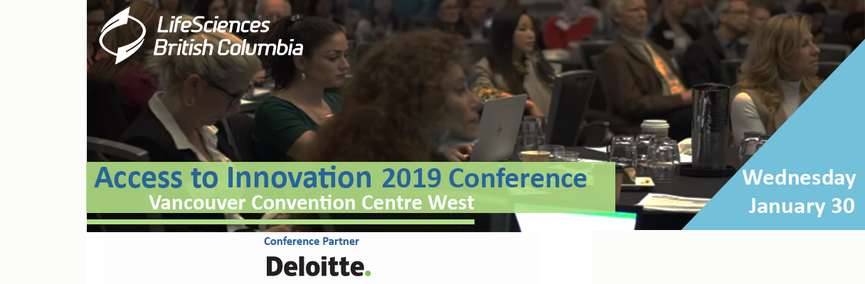 Access to Innovation 2019 @ Vancouver Convention Centre West