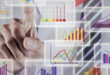 Program evaluation. Choosing charts on interface